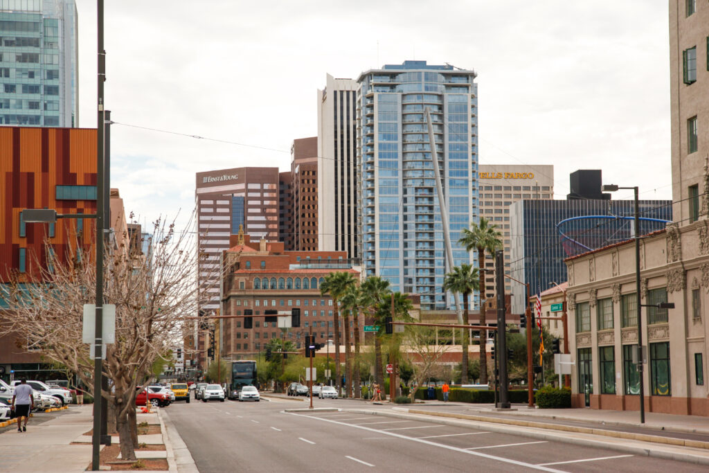 Arizona is committed to hosting the emergence of new technologies
