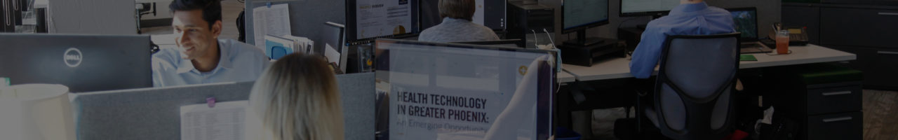 Why Greater Phoenix? Theres's an abundance of employees and competitive labor costs