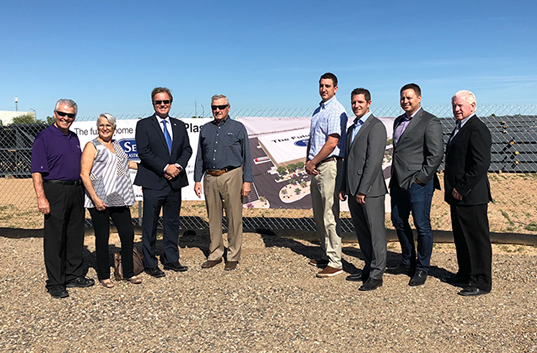 As we celebrate the expansion of SeaCa Packaging, we also recognize the impact that manufacturing has had on Greater Phoenix.