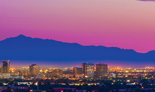 Whe 4.7-million resident Greater Phoenix Metropolitan Statistical Area has become one of the most attractive business destinations in the country.