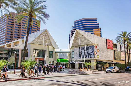 Located in the heart of the fifth largest city in the nation, Phoenix's Innovation District, PHX Core, is a community of pioneers, collaborators and disruptors.