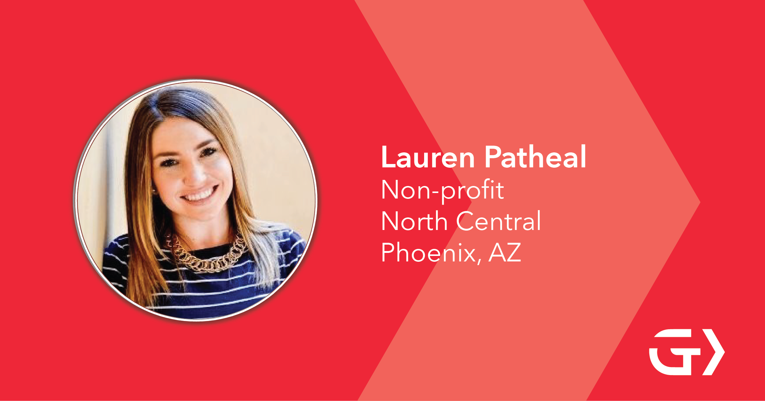 Lauren Patheal said she decided to stay in Greater Phoenix for the beautiful weather and environmental attributes, restaurant and retail options, and reasonable cost of living.
